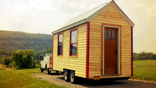 Meine neue obsession tiny houses mikroh user lass for Minimalist house for sale